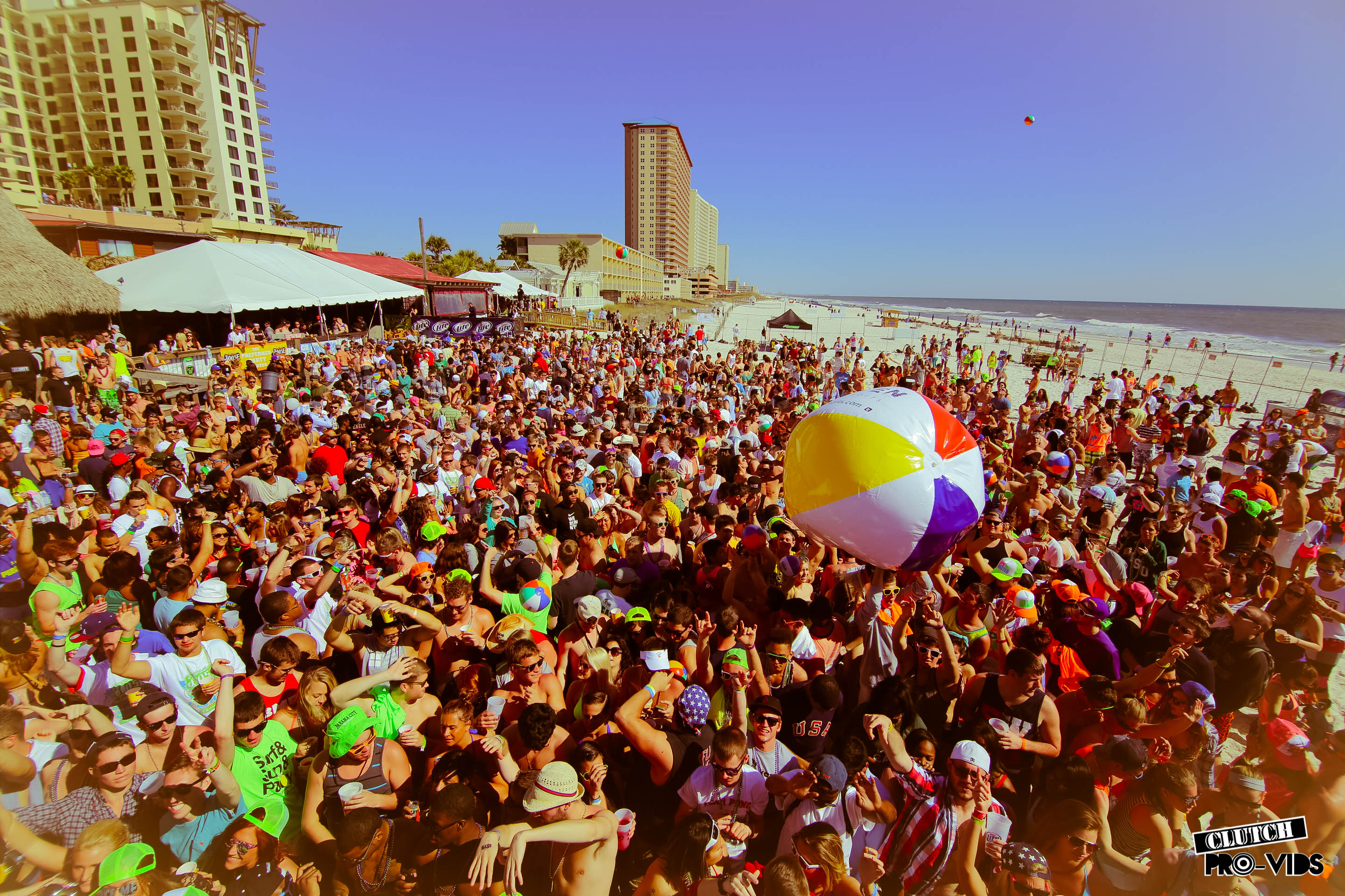 Top Places To Party During Spring Break Cicihot